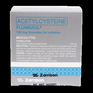 acetylcysteine-fluimucil-100mg