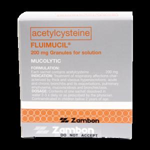 acetylcysteine-fluimucil-200mg