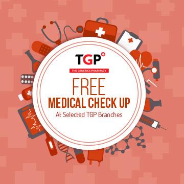 free medical checkup