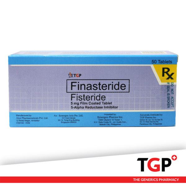 Finasteride Tab 5mg (FISTERIDE)-50
