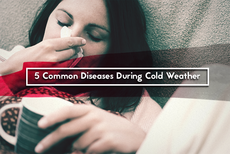 Common Diseases During Cold Weather | Medicine for Fever