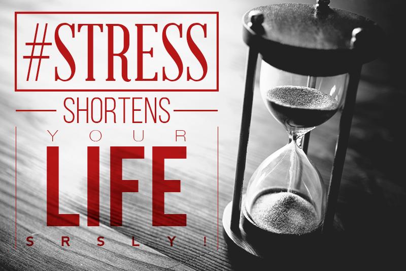 Medicine-For-Fever-and-Headache---Stress-Shortens-Your-Life