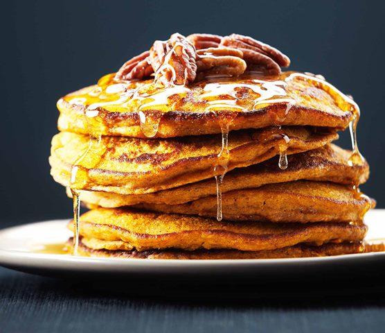 Food Diabetics Should Avoid - Pancackes
