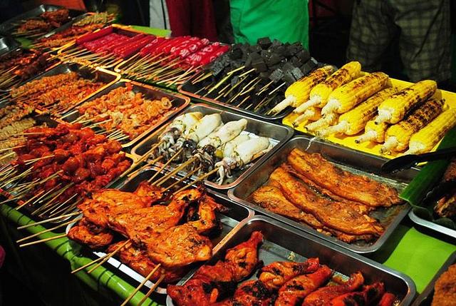 Filipino Street Foods