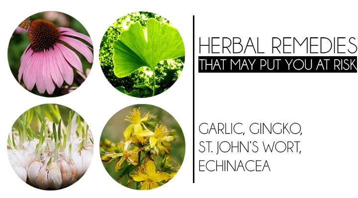 TGP - Herbal Remedies That May Put You At Risk