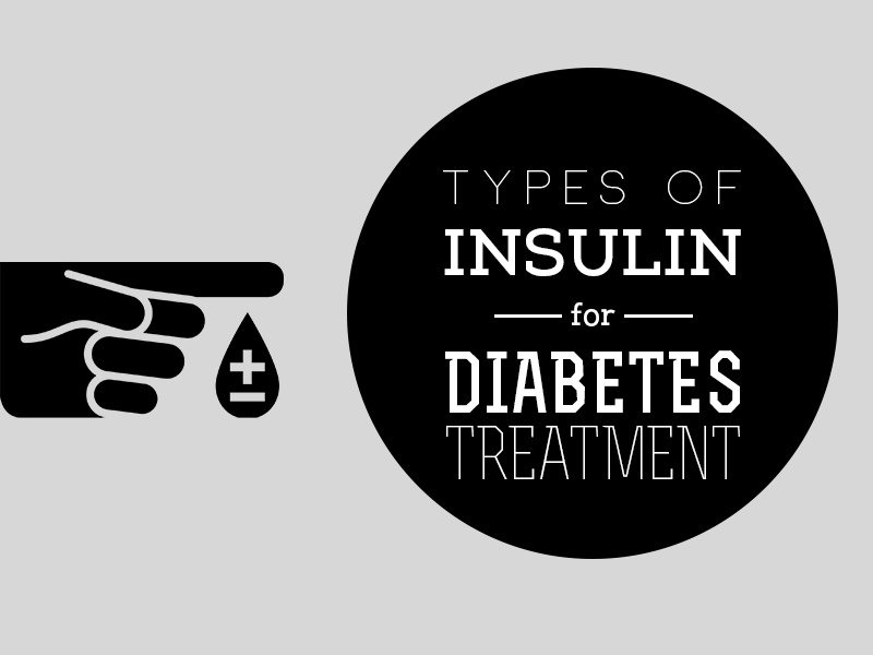 Types of Insulin For Diabetes Treatment