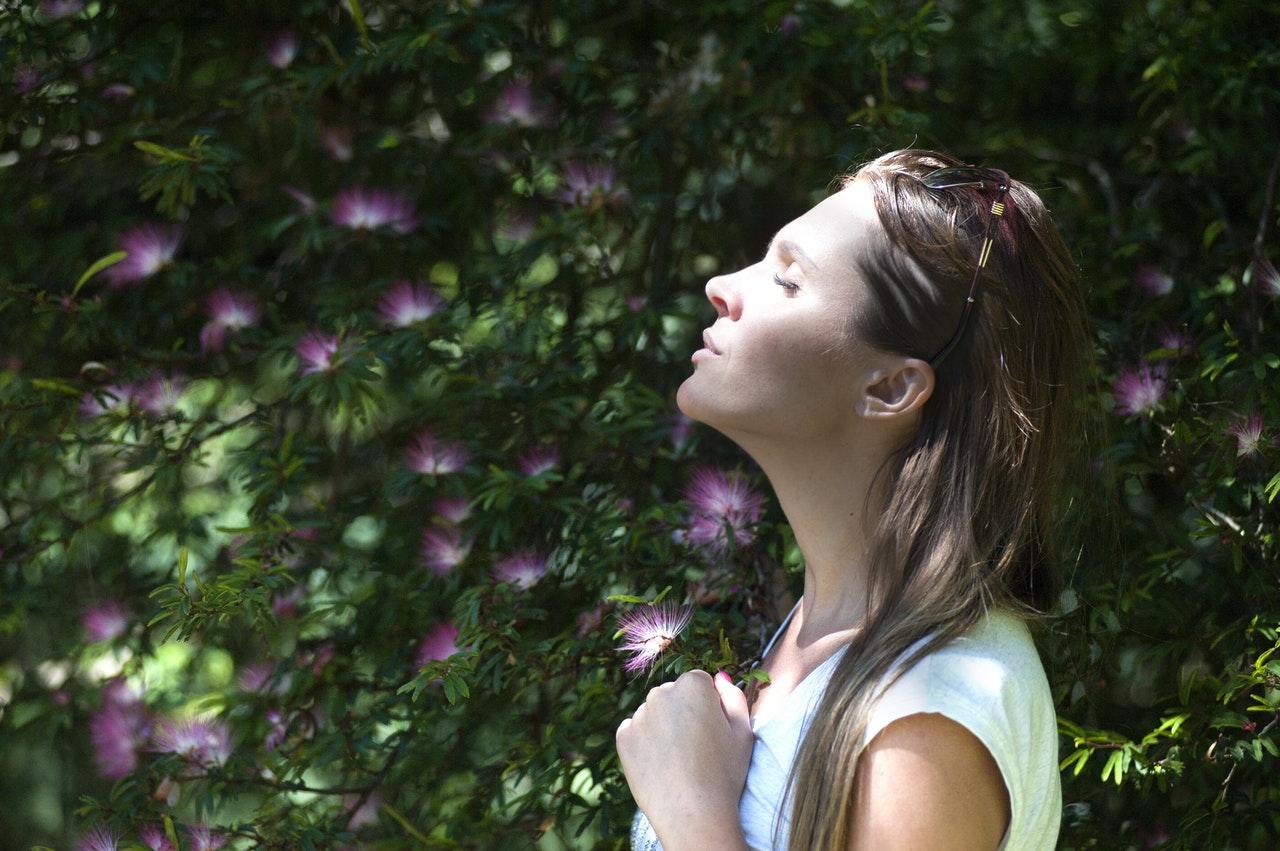 Increased Breathing Removes Moisture