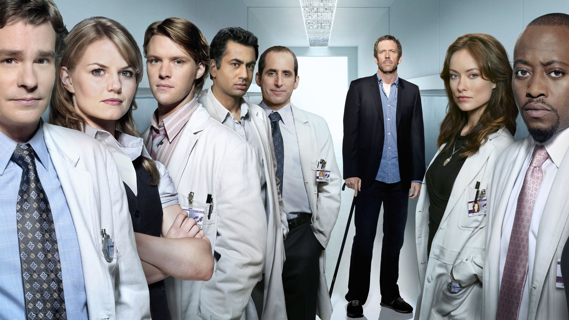Doctors and manager