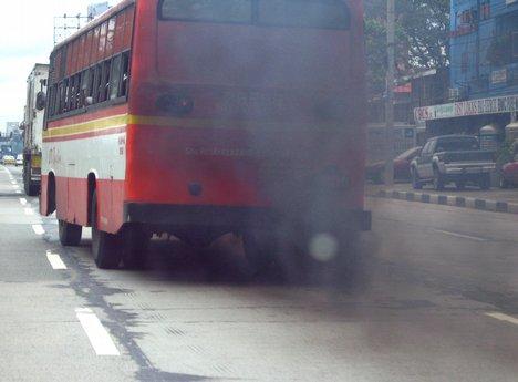 Manila Pollution