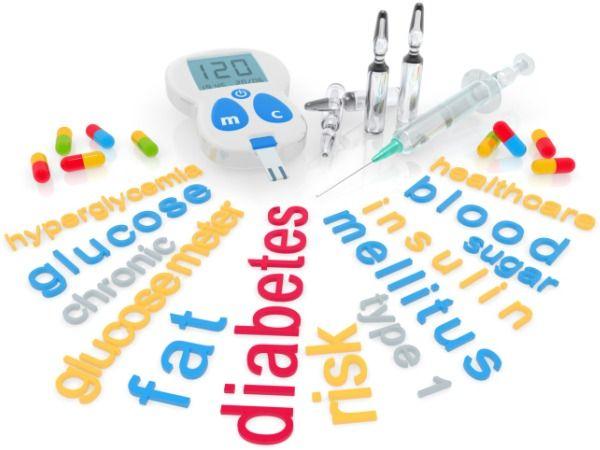 diabetes terms