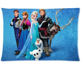 frozen pillowcase