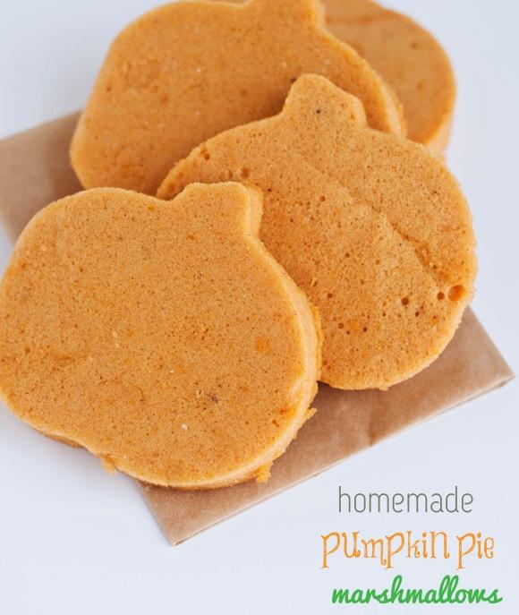 Low Sugar Pumpkin Mallows