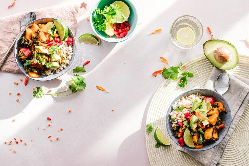 Create a Balanced Diet