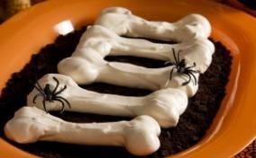 Sugar Free Halloween Merengue